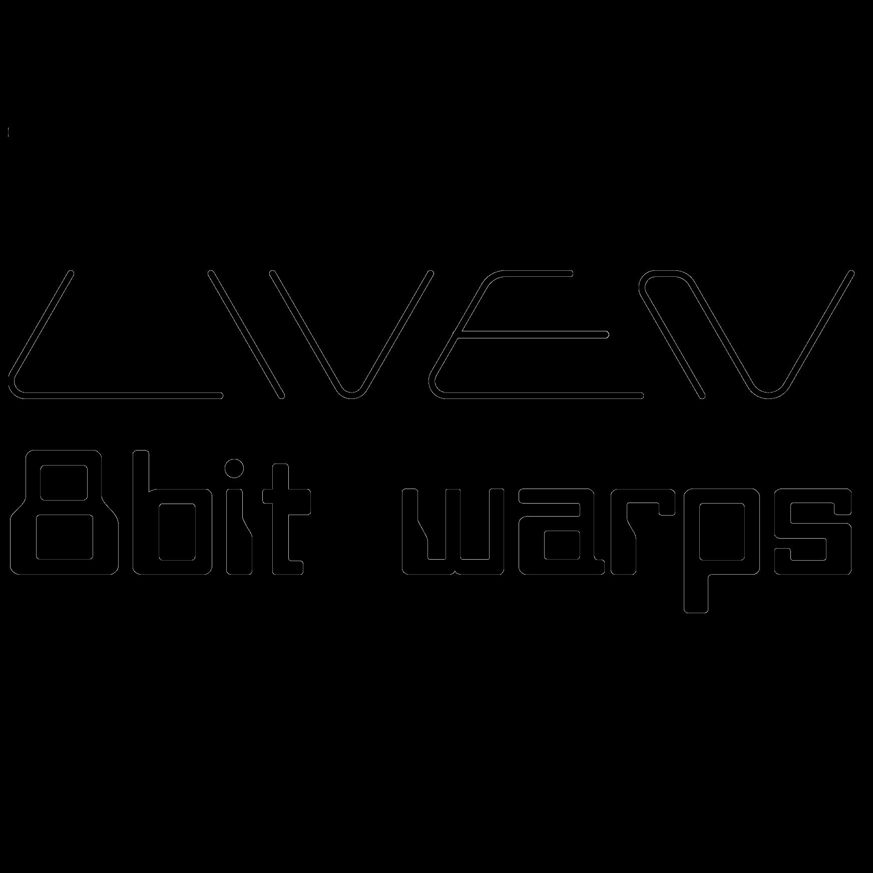 LIVEN 8bit warps