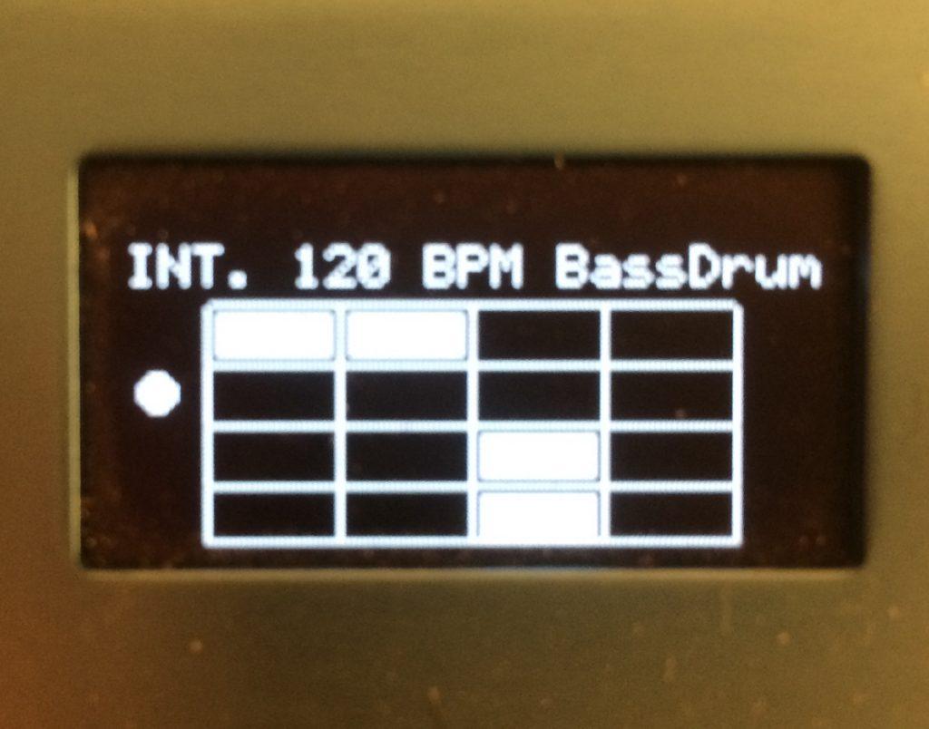 16 step drum sequencer acme beat machine patchstorage. Black Bedroom Furniture Sets. Home Design Ideas
